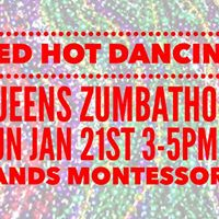 Red Hot Dancing Queens 2nd Annual Zumbathon