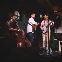 Bend The Barb  Folk Music live at The Queen Marsala