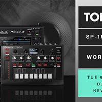 Toraiz AS-1 &amp SP-16 Tour Newbury