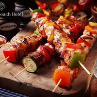 Enjoy a Gourmet BBQ Night at La Piscine