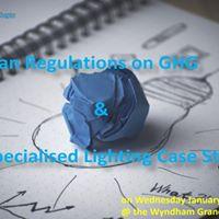 European Regulations on GHG &amp Specialised Lighting Case Studies