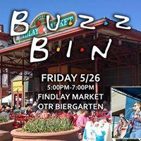 Buzz Bin at Findlay Market