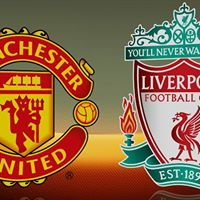 Liverpool FC play the Mancs at Old Trafford