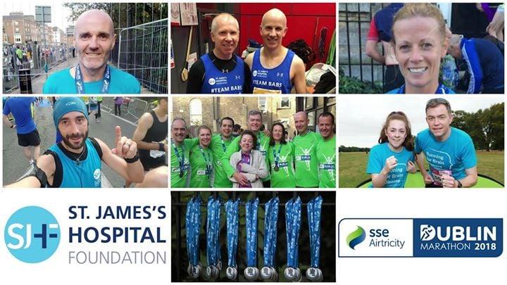 2018 SSE Airtricity Dublin Marathon