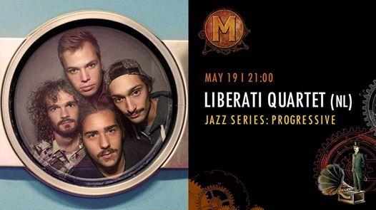 Liberati Quartet (NL)  Jazz Series Progressive
