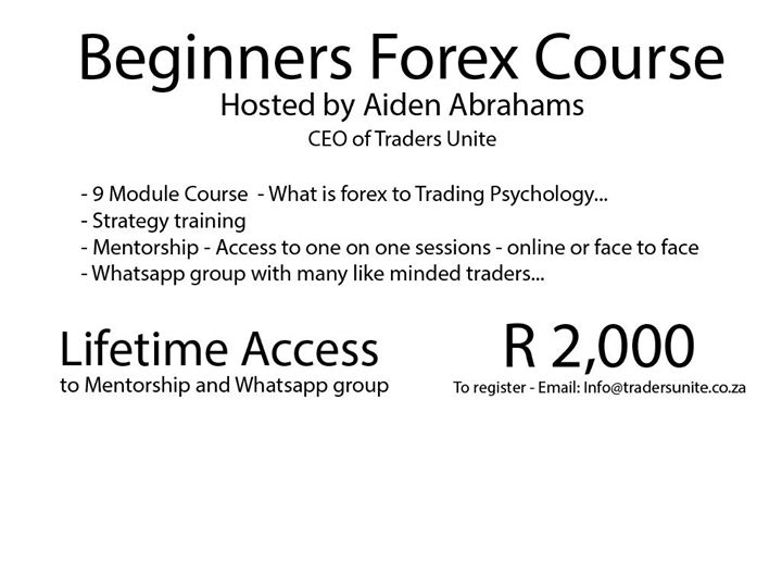 Beginners forex tutorials