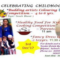 CELEBRATING CHILDHOOD(TP Rehabari Centre)