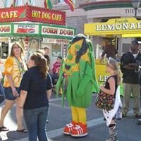 D. Kays Waffles will be at the Marion Popcorn Festival