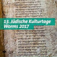 Jdische Kulturtage Worms - Theaterstck &quotSchlamassel&quot