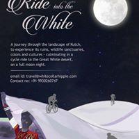 Ride into the White
