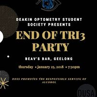 DOSS End Of Tri 3 Party