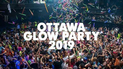 Ottawa Glow Party 2019