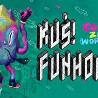 Ku Magazine Comic Zine Workshop