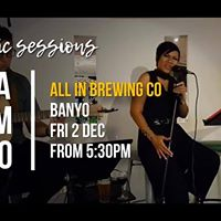 Leena Salim Duo at All In Brewing Co