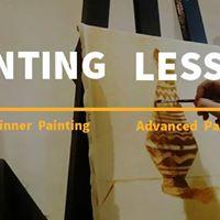 Summer Painting Lessons at Bab ashra