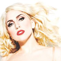 Lady Gaga At Mediolanum Forum Assago MA