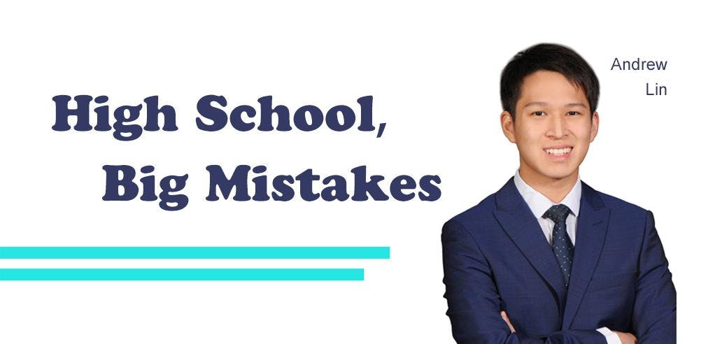 High School,Big Mistakes? at Wesbrook community center, Vancouver