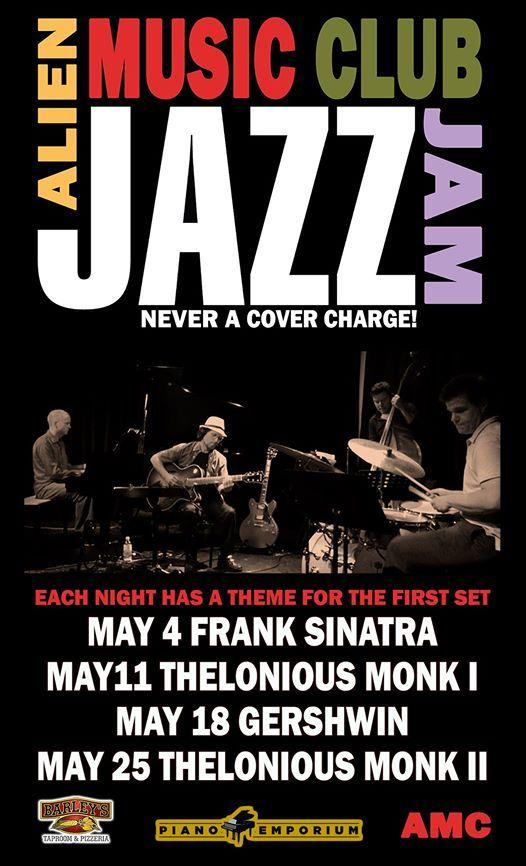 Alien Music Club - Free Live Jazz