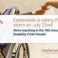 The 14th Annual Chicago Disability Pride Parade