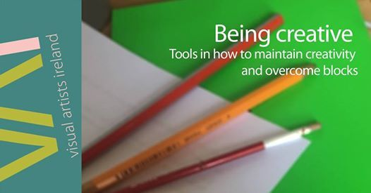 Being Creative - Tools in how to maintain creativity (Bangor)
