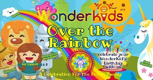 WonderKids Over the Rainbow