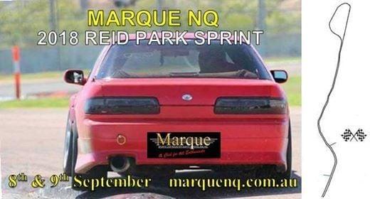 MarqueNQ Reid Park 2018 Sprint