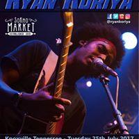 Ryan Koriya live at SoKno Knoxville