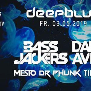 DEEPBLUE. pres. Bassjackers &amp Danny Avila