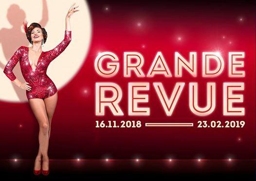Silvester im Friedrichsbau Variet Grande Revue