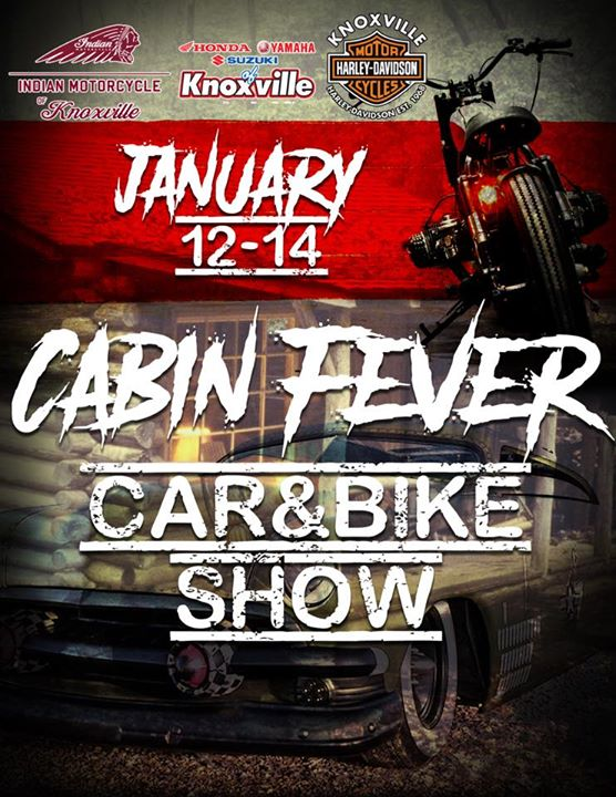 Cabin Fever Car And Bike Show At Knoxville Harley Davidson Clinton