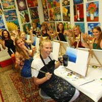 Painting with a gator twist tallahassee for Painting with a twist macon ga