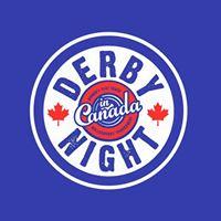 Derby Night in Canada