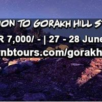 02 Days &amp 01 Night Camping Trip To Gorakh Hill Station
