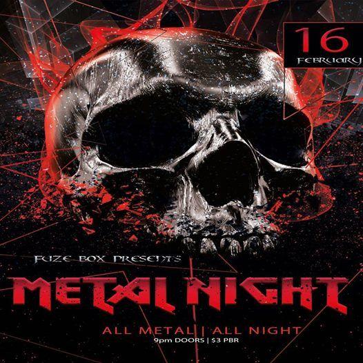 Metal Night - No Cover