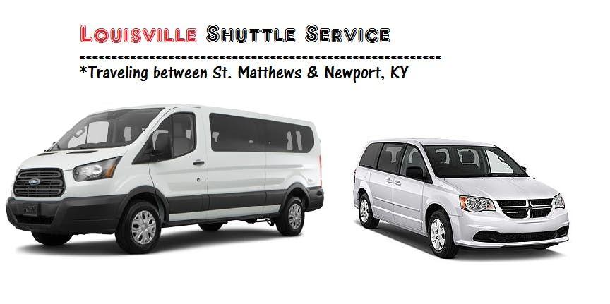 Shuttle Ride from Cincinnati OH to Louisville KY