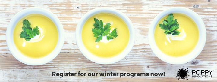 Parent Child Culinary Program SE March 4 - April 8 2019