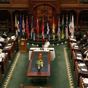 Ultima sessao do cafezinho com Civismo - Tour no Parlamento Provincial