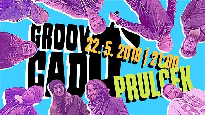 Koncert Groovocado - Funky Disco Soul Pop Party