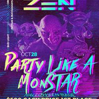 Party Like a MonSTAR