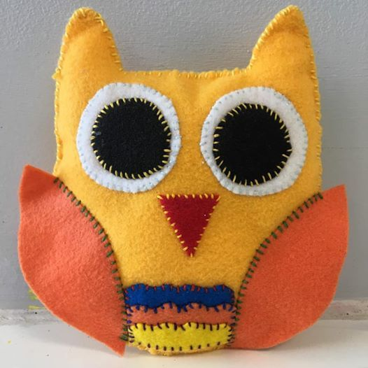 Hand Sewing for Kids  February 26-April 2