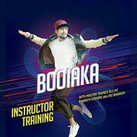 India BOOIAKA INSTRUCTOR TRAINING