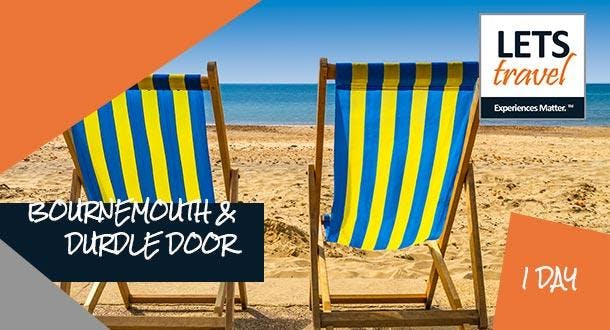 Bournemouth &amp Durdle Door Experience - 30% OFF (23 JUNE 18)