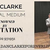 Evening of mediumship with Dan Clarke