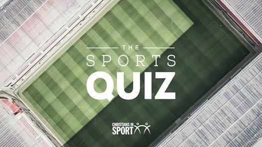 Dumfries Sports Quiz