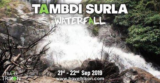 Trikon 1528 Tambdi Surla Waterfall Trek