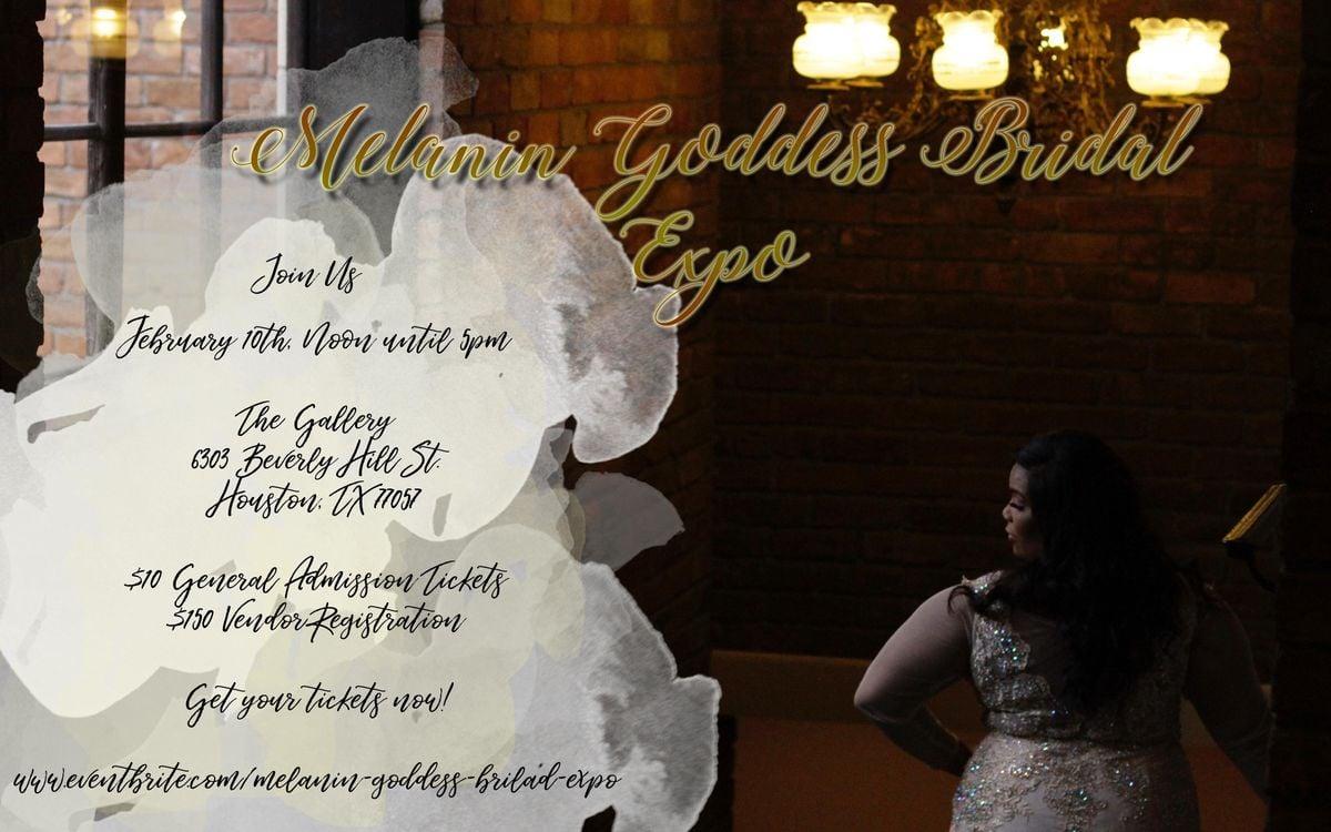 Melanin Goddess Bridal Expo Vendor Registration