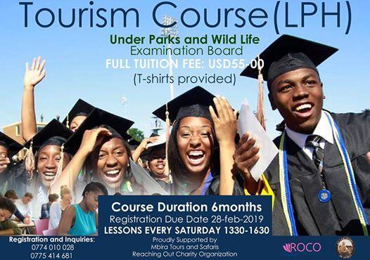 Sponsored Tourism Course