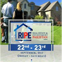 Real Estate &amp Inverstment Pakistan Expo