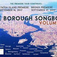 Five Borough Songbook Volume II (Staten Island Premiere)