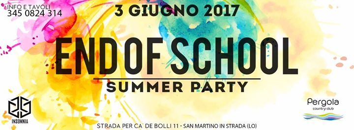3-06-2K17 END OF SCHOOL Pergola Dream Village | Lodi